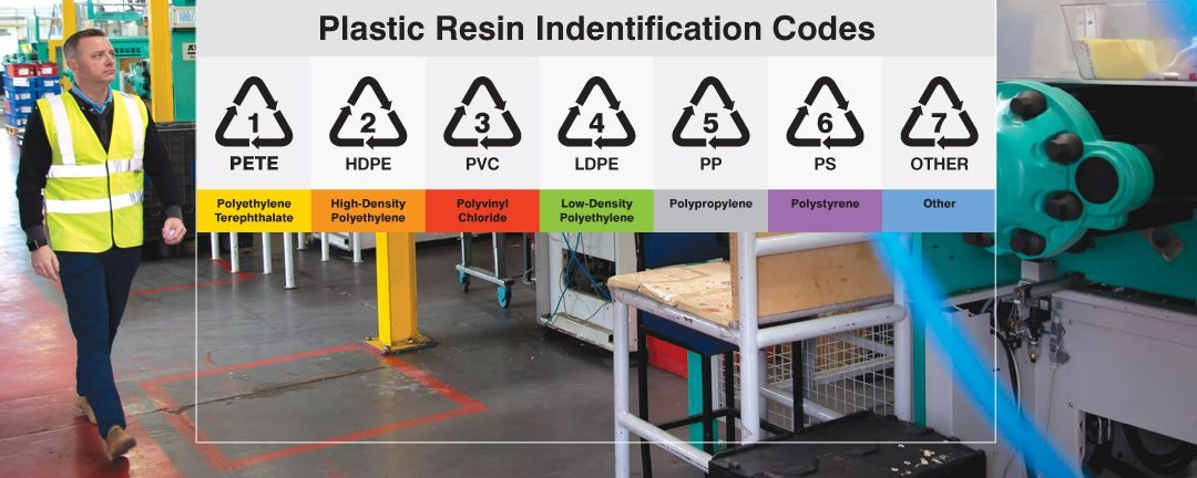 Growth of recycled plastics in injection moulding