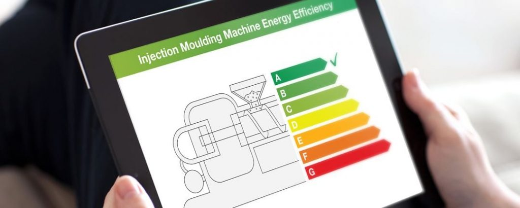 How much more efficient can injection moulding machines get?