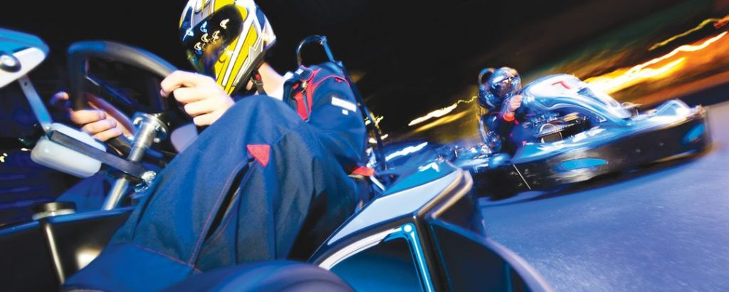 Injection moulded chain guard innovation gives Superkart competitive edge