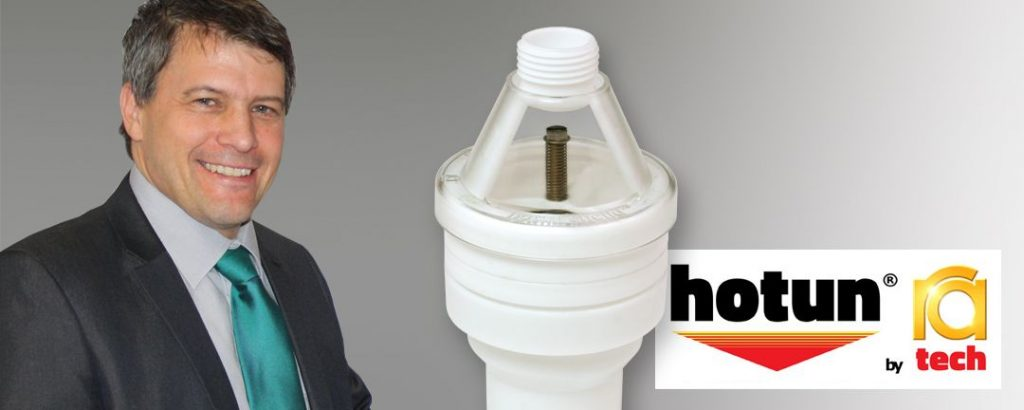 Inventor develops award-winning product with a little help from TEX Plastics