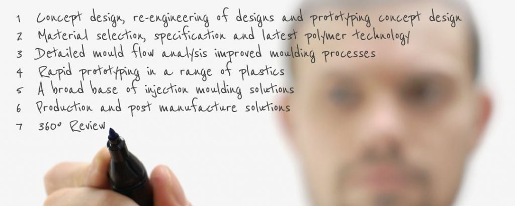 7 Steps to Design and Prototyping Plastic Components to Improve Results