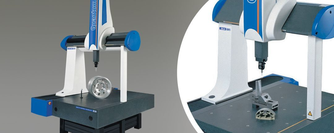 New coordinate measuring machine guarantees quality on critical technical moulding
