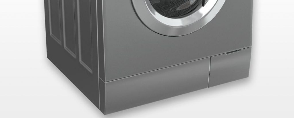 White goods plinth product review saves cost and improves product