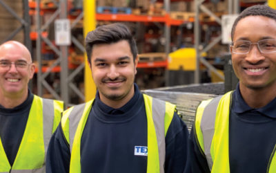 Apprentice mentoring paying dividends