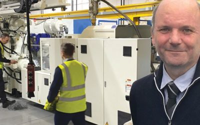 Barnstaple invest in 650 Tonne machine