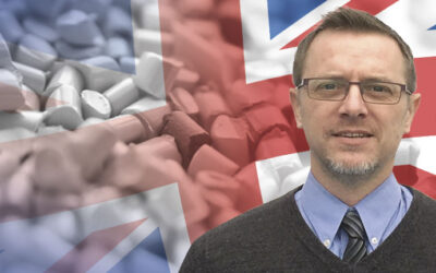 How will raw material shortages impact British manufacturing?